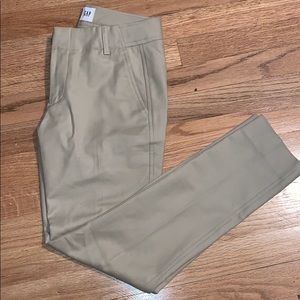 Gap khaki pants 00 slim